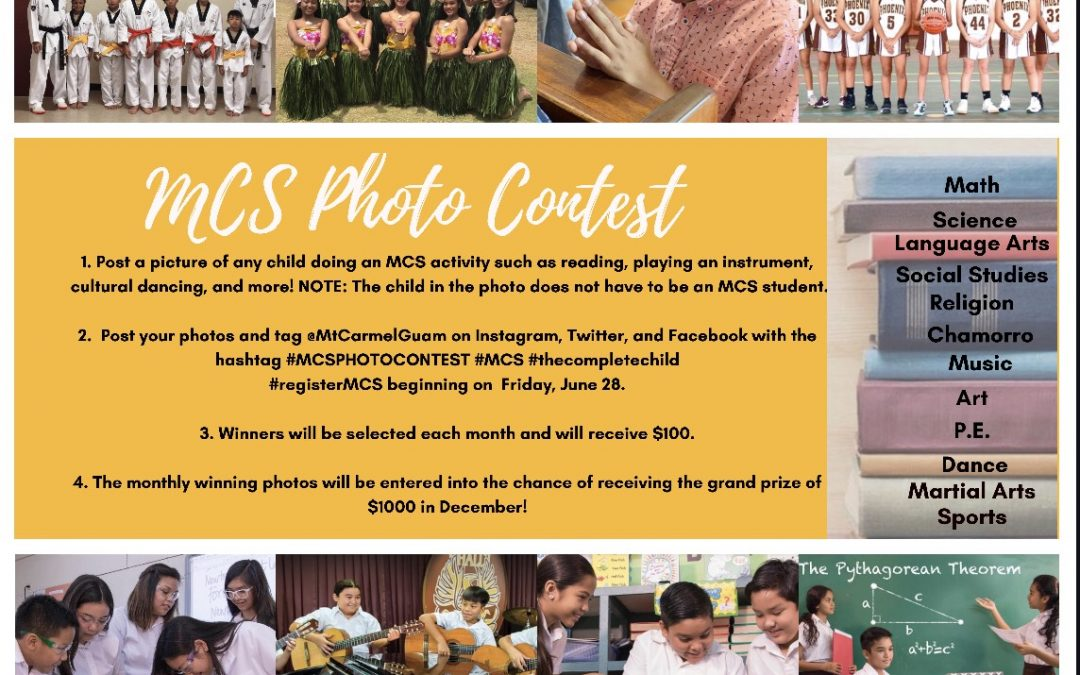 MCS Photo Contest 2019